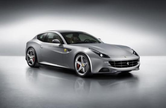 Image of Ferrari FF