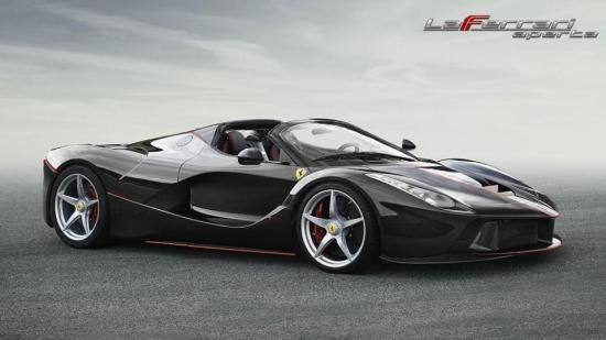 Image of Ferrari LaFerrari Aperta