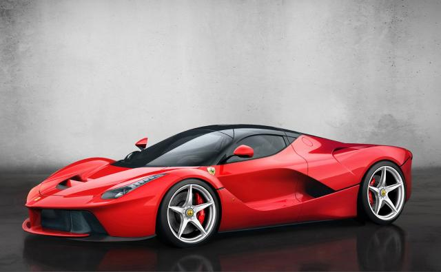Image of Ferrari LaFerrari