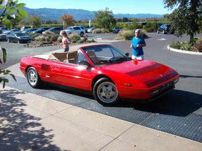 Image of Ferrari Mondial T