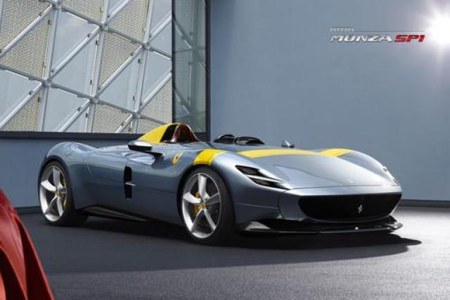 Image of Ferrari Monza SP1