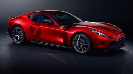 Image of Ferrari Omologata