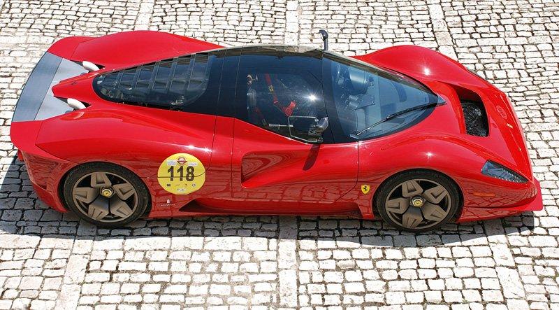 Ferrari P45 Pininfarina Laptimes Specs Performance Data