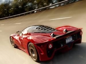 Photo of Ferrari P4/5 Pininfarina