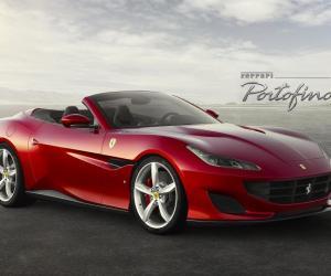 Picture of Ferrari Portofino