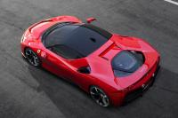 "Cover for Ferrari reveals its new ""halo car"" - Ferrari SF90 Stradale"