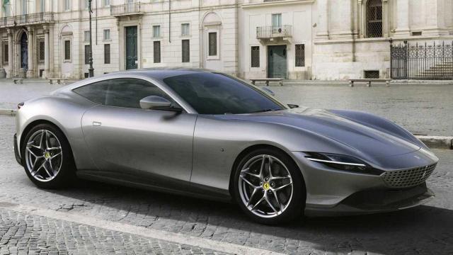 0 60 Ferrari Roma