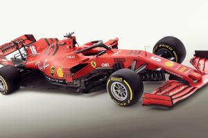 Picture of Ferrari SF1000