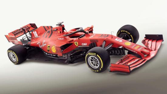 Image of Ferrari SF1000