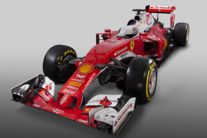 Picture of Ferrari SF15-T