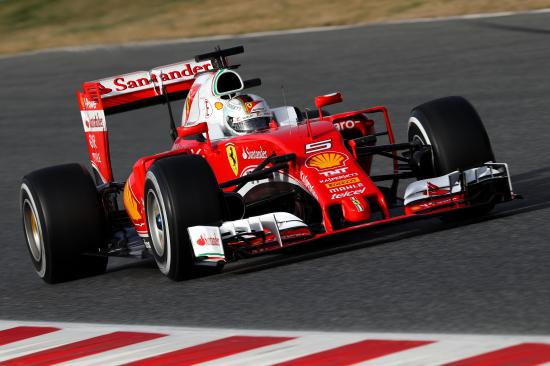 Image of Ferrari SF16-H
