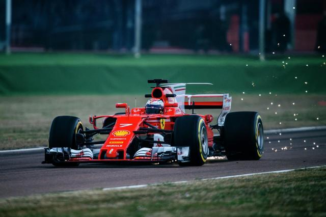 Image of Ferrari SF70H