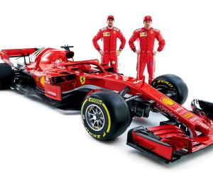 Picture of Ferrari SF71H