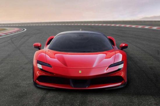 Image of Ferrari SF90 Stradale