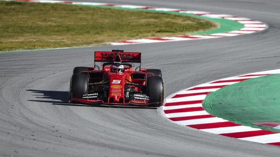 Image of Ferrari SF90