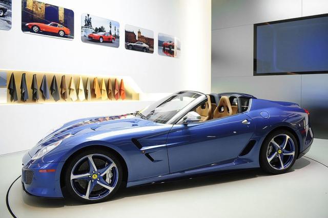 Image of Ferrari Superamerica 45