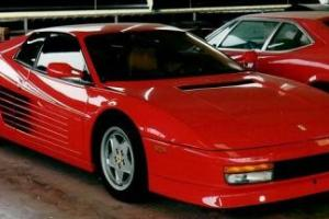 Picture of Ferrari Testarossa