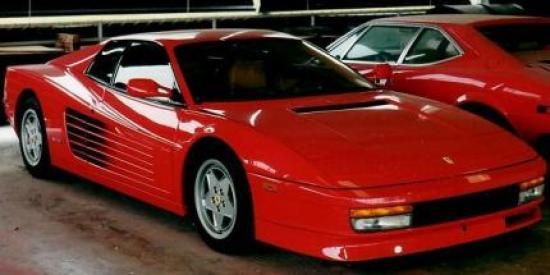 0 60 Ferrari Testarossa