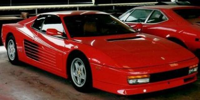 Ferrari Testarossa Laptimes Specs Performance Data