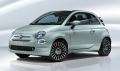 Fiat 500 Hybrid Convertible