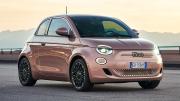 Image of Fiat 500e Convertible