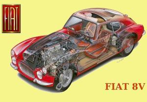 Photo of Fiat 8V