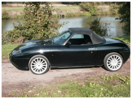 Image of Fiat Barchetta