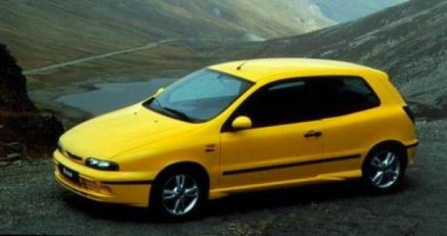 Image of Fiat Bravo HGT