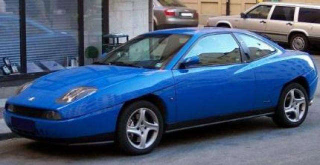 Image of Fiat Coupe 16V Turbo