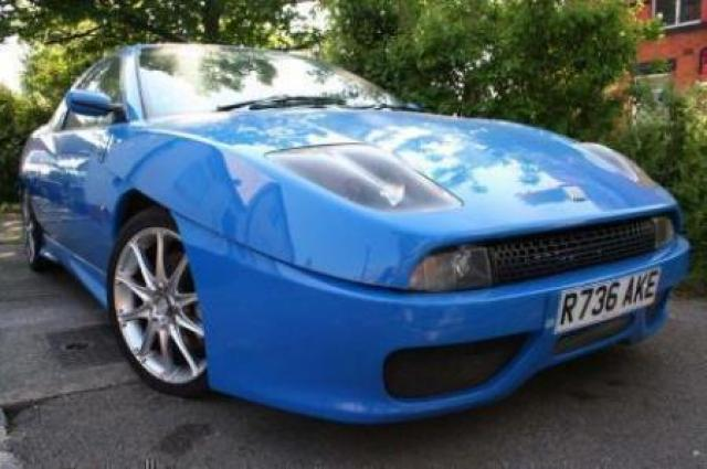 Image of Fiat Coupe 20V Turbo