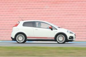 Photo of Fiat Grande Punto Abarth EsseEsse