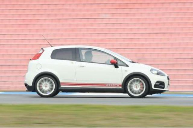 Image of Fiat Grande Punto Abarth EsseEsse