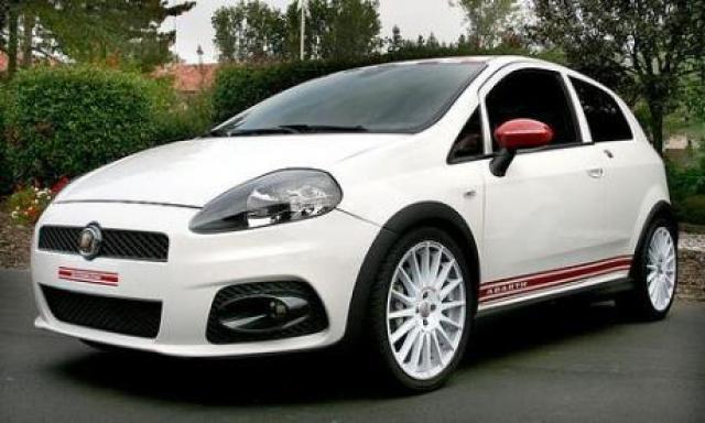 Image of Fiat Grande Punto Abarth EsseEsse
