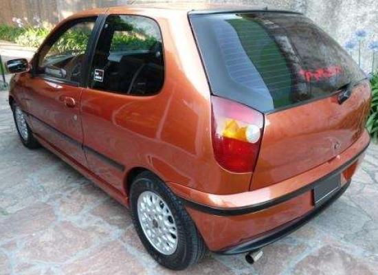 Image of Fiat Palio 1.6 16V MPi (3 doors)