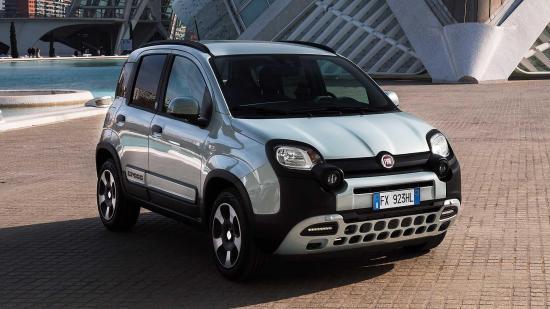 Image of Fiat Panda 1.0 Hybrid