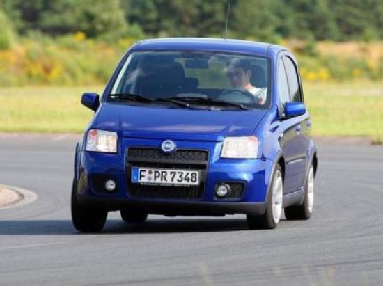 Image of Fiat Panda 1.4