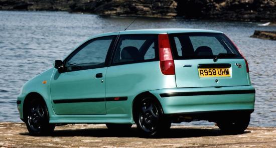 Image of Fiat Punto 1.2