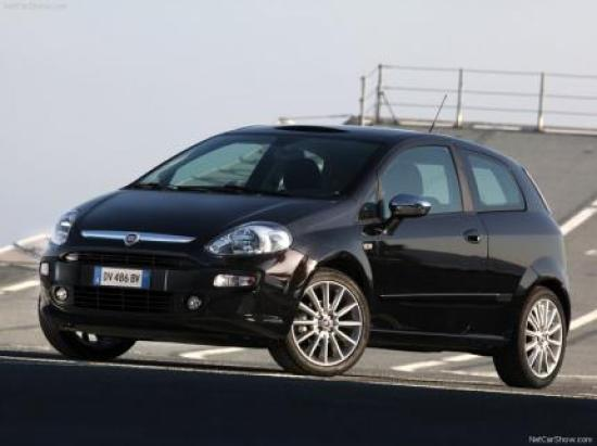 Image of Fiat Punto Evo 1.4 MultiAir Turbo