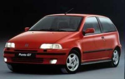 Image of Fiat Punto GT