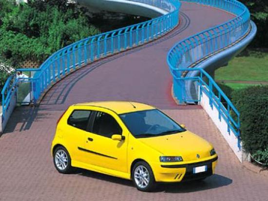 Image of Fiat Punto HGT