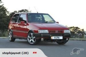 Photo of Fiat Uno Turbo Mk II