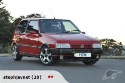 Image of Fiat Uno Turbo
