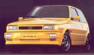 Photo of Fiat Uno Turbo Brazil spec