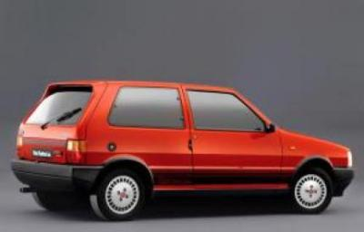 Image of Fiat Uno Turbo
