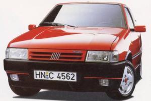 Picture of Fiat Uno Turbo (Mk II)