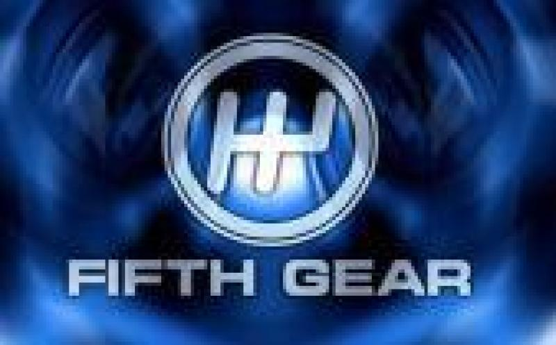 Cover for Fifth Gear TV is back