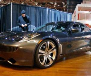 Picture of Fisker Karma