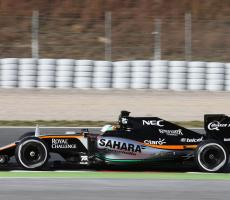 Picture of Force India VJM09