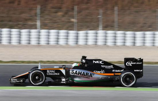 Image of Force India VJM09