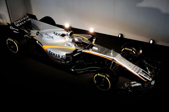 Image of Force India VJM10